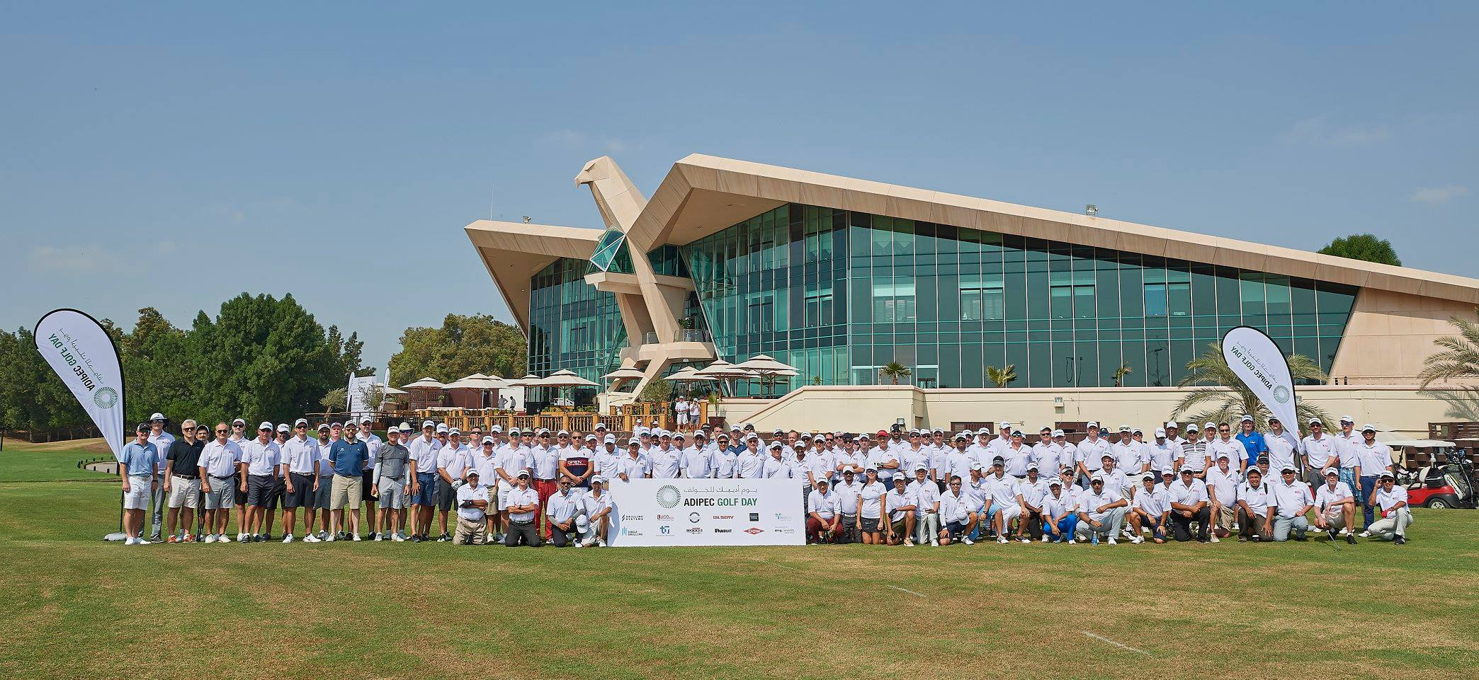ADIPEC Golf Day 2017 Headhunting Specialists in the Oil & Gas Industry